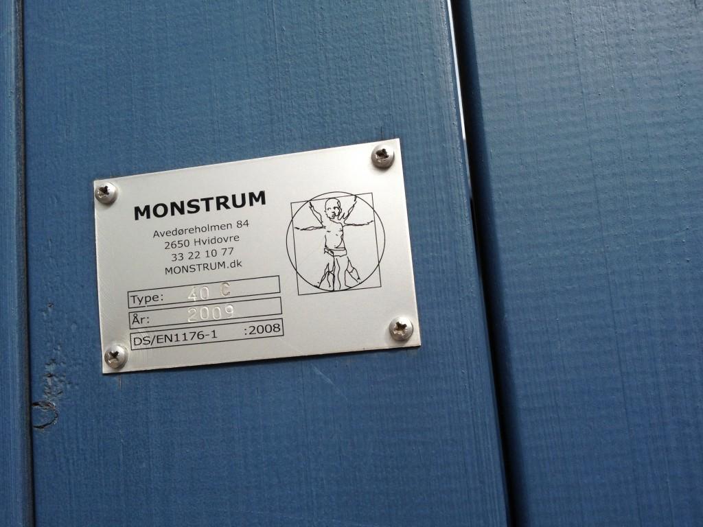 Legeplads Ubåd Monstrum kreativ 3