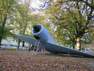 Nørrebroparken monstrum legeplads
