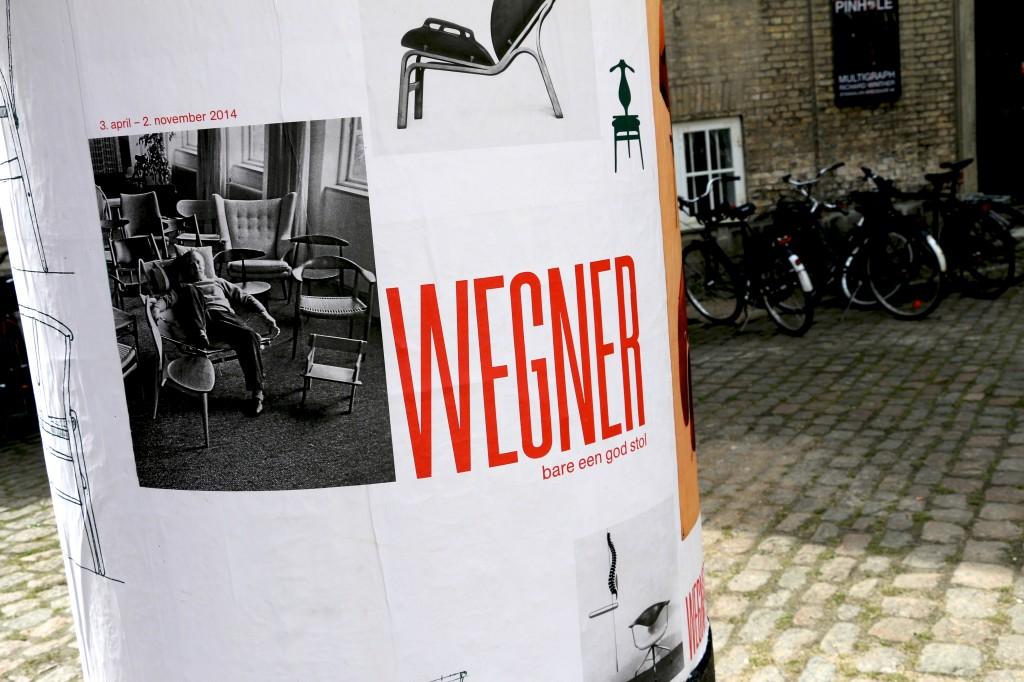 wegner_plakat_udstilling