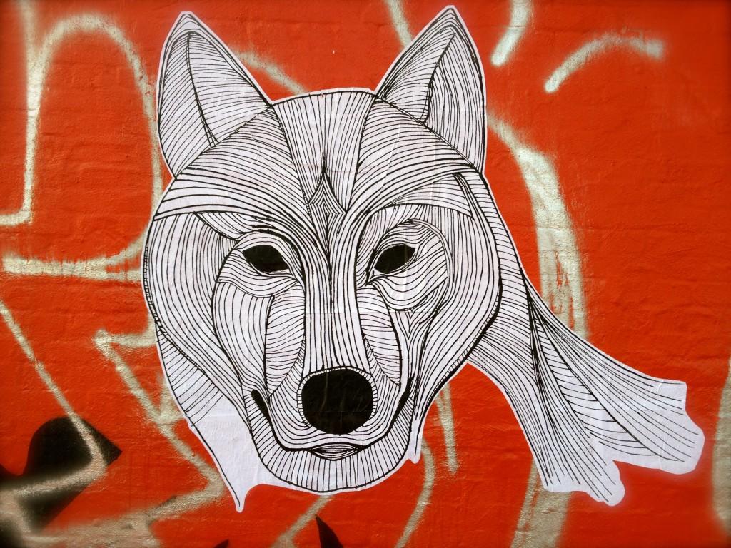 Ugens inspiration streetart
