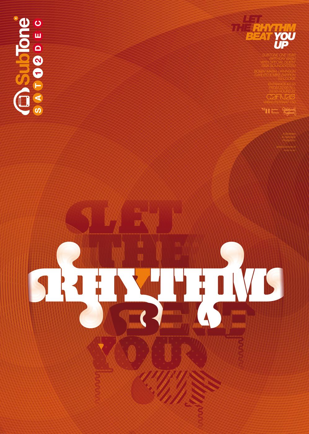 typographic poster 1
