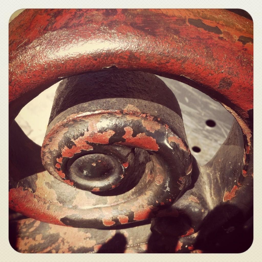 Det smukke forfald patina 1
