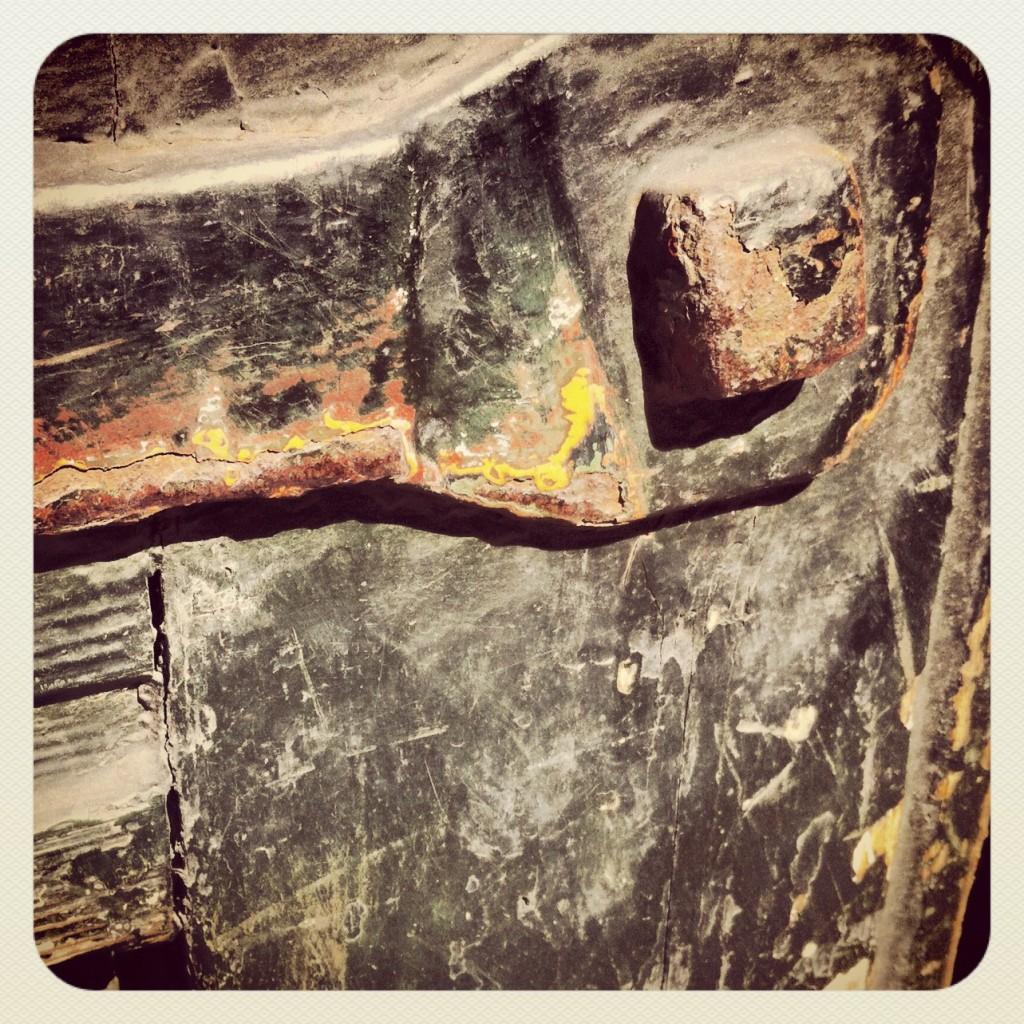 Det smukke forfald patina 3