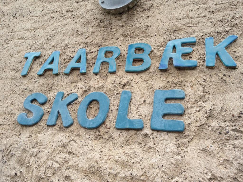 Taarbæk skole legeplads ubåd Monstrum