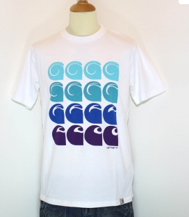 Charhartt logo t-shirt 1