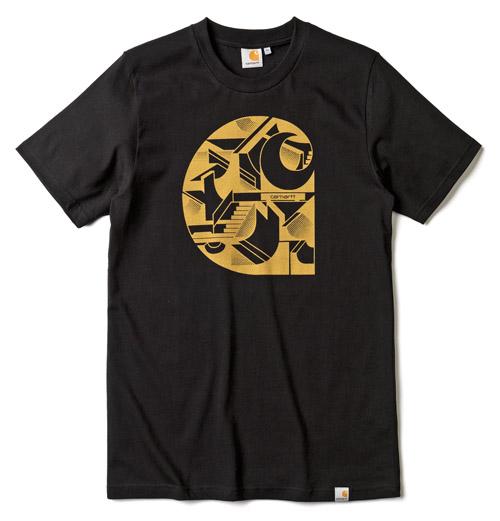 Charhartt logo t-shirt 6
