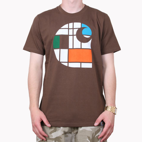 Charhartt logo t-shirt 8