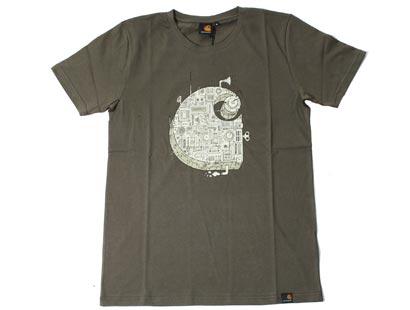 Charhartt logo t-shirt 2