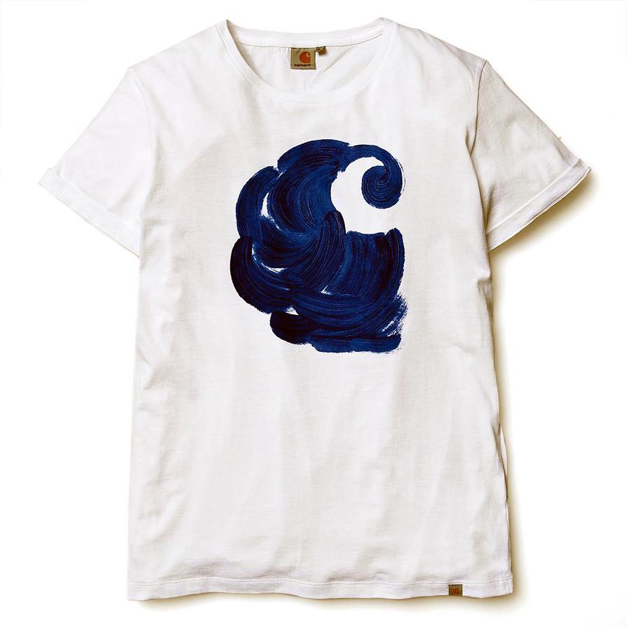 Charhartt logo t-shirt 9