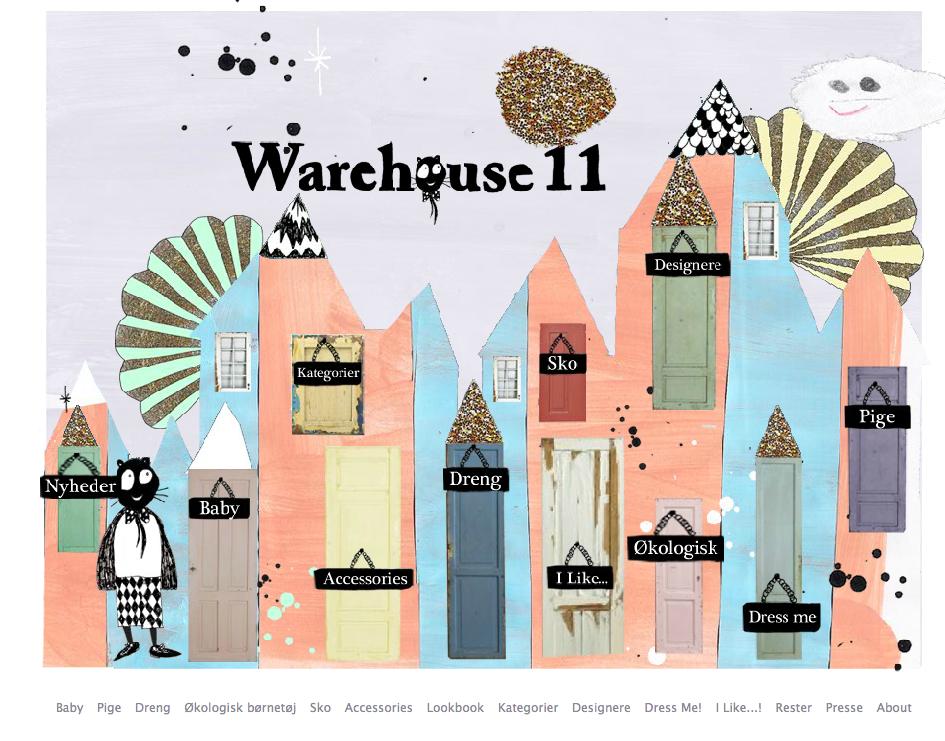 www_warehouse11_dk Collage