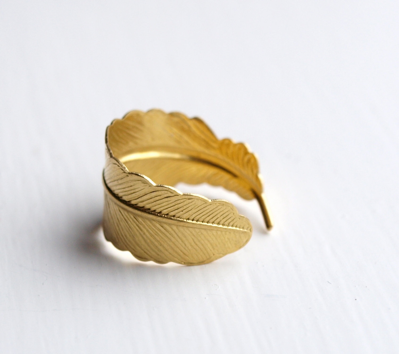 emmaloushop _Feather_ring