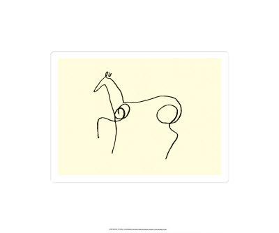 picasso_hest_enkel_simpel_streg