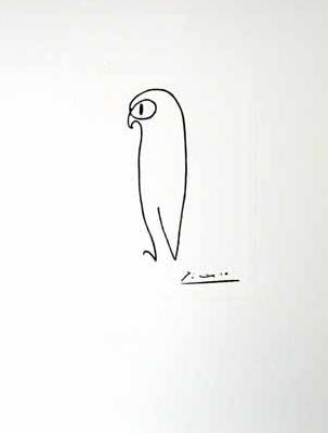 picasso_pingvin_enkel_simpel_streg