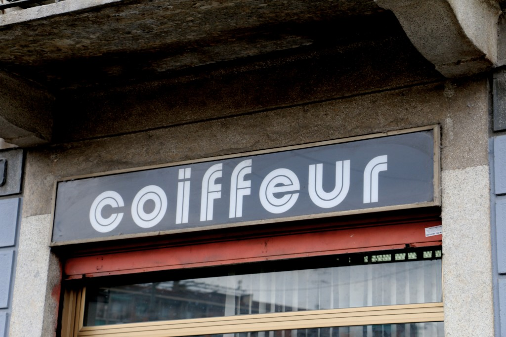 Typografi_italien_smuk_coiffeur