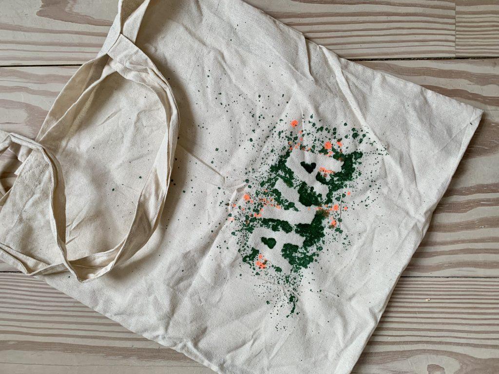 molotow farve tryk textil